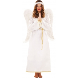 COMPRAR DISFRAZ ANGEL ADULTO